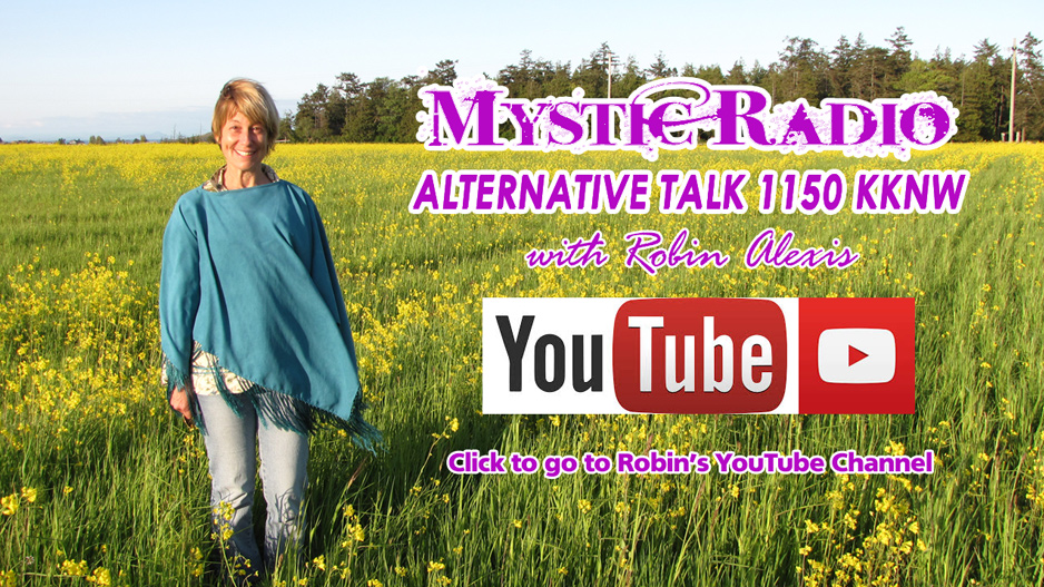 Mystic Radio with Robin Alexis YouTube Channel