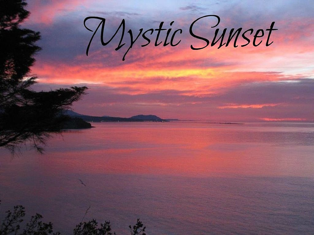 Mystic Sunset House, A Spiritual Vacation Getaway in Port Angeles, WA